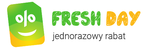logo fresh day - karta rabatowa